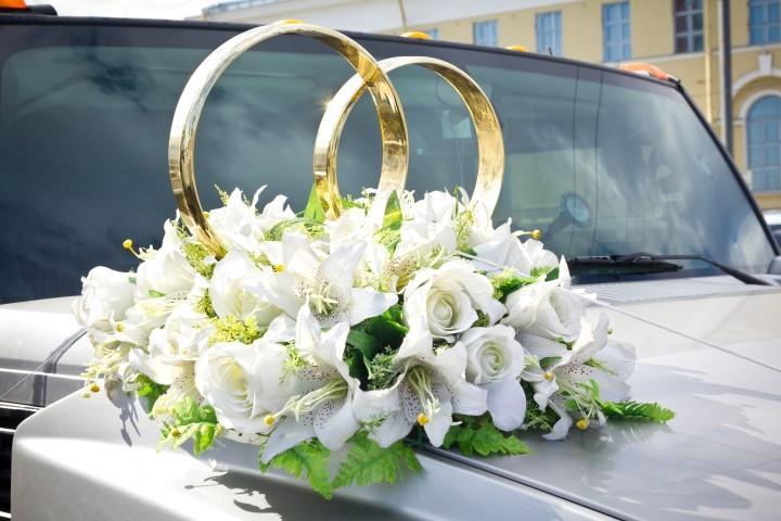Blumenschmuck Fur Das Hochzeitsauto Braut Org