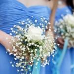 Blauer Dresscode