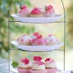 Cupcakes als Hochzeitstorte
