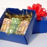 Geld in der Box