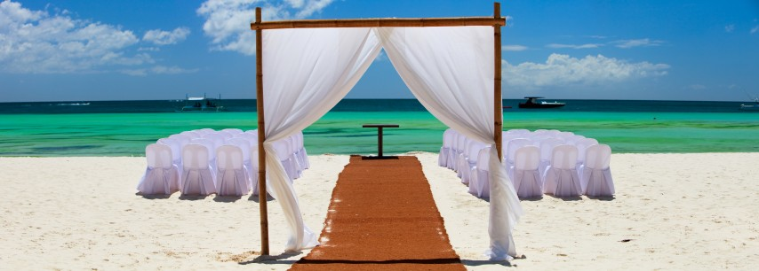 Heiraten am strand philippinen