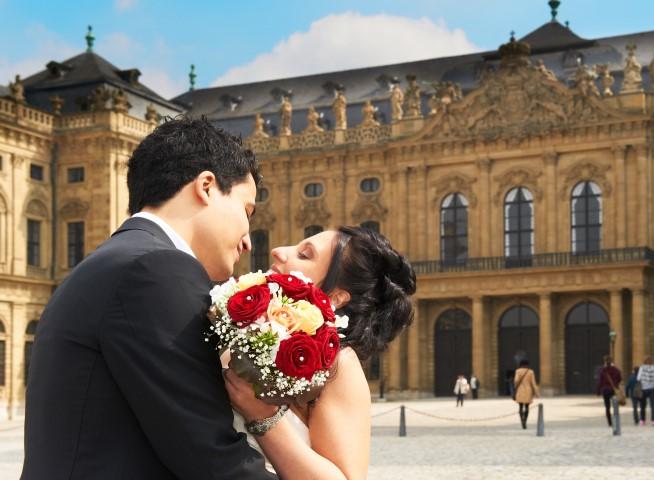 Hochzeit schiff wurzburg