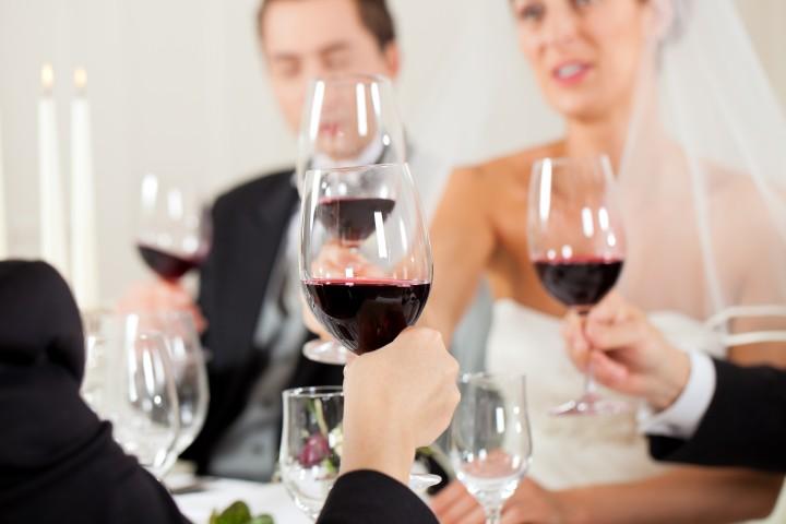 Hochzeitsrede halten