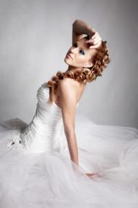 Meerjungfrauen Brautkleid