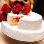 Puddingfuellung Hochzeitstorte