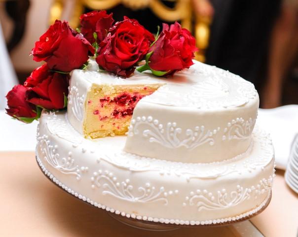 Hochzeitstorte fullung