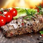 Steak zum Polterabend