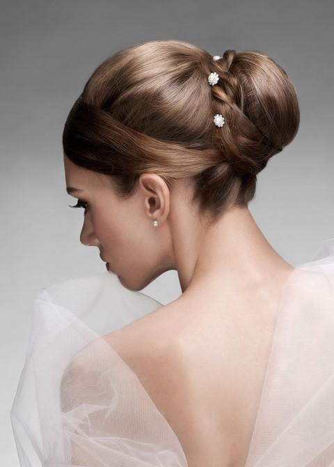 Hochzeitsfrisuren Fur Jede Gesichtsform Oval Rund Eckig Oder