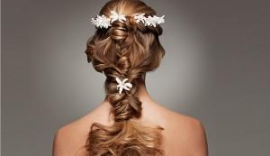 Geflochtene Brautfrisur: Tipps für den natürlichen Kopfschmuck