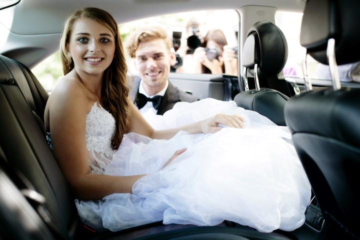 Braut nach Hause bringen