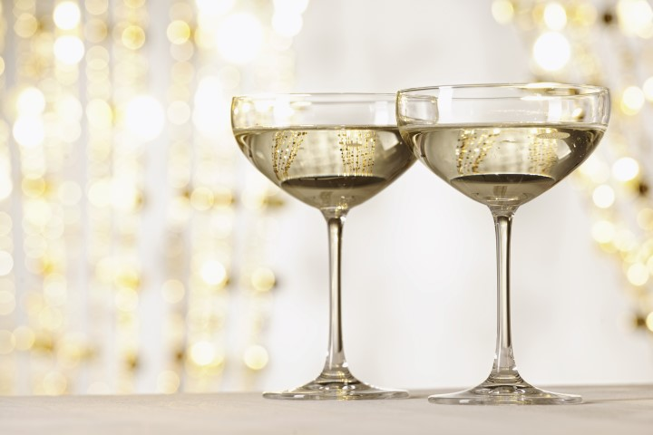 Champagner zur Hochzeit