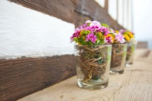 Herbstliche Hochzeitsdeko: Tipps zum Selbermachen