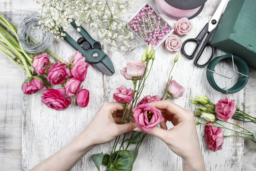 DIY Florist