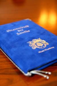 Dokumente zur Trauung