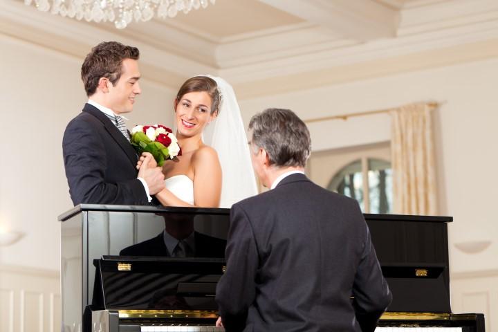 Klaviermusik zur Hochzei