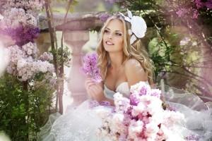 Brautkleider-Trends für den Sommer 2014