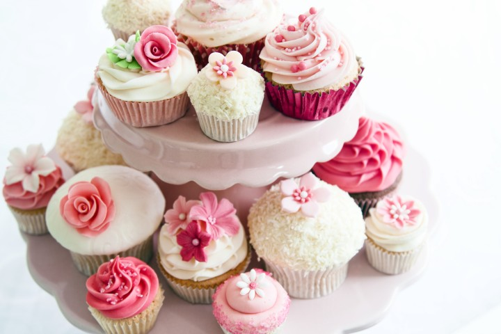 Rosa Cupcakes & Muffins